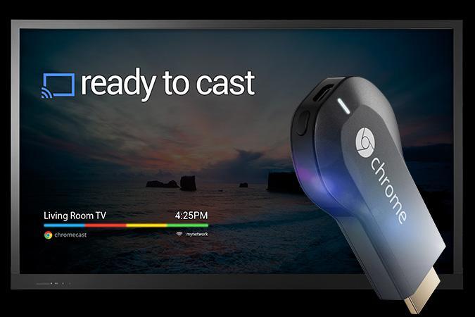 Mario Queiroz annuncia la seconda Generazione di Chrome-Cast