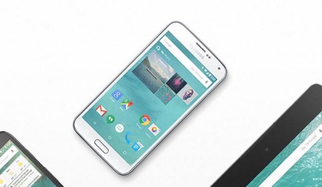 Samsung Galaxy S5 Google Play Edition presente sul sito ufficiale di Android