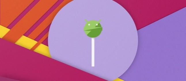 Android Lollipop: uno sguardo alle animazioni di sistema