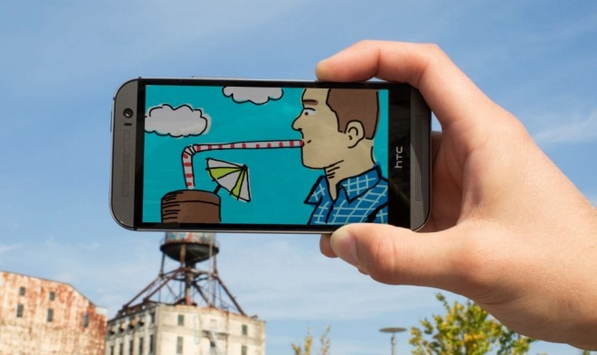 HTC One M8: update Android 4.4.4 con Eye Experience disponibile Italia