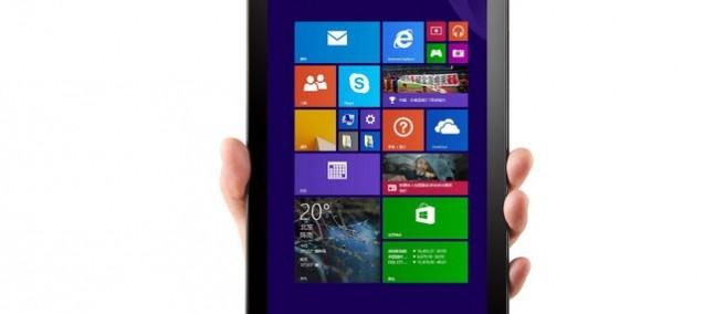 Onda presenta il V891W,un tablet economico da 120€ con Windows 8