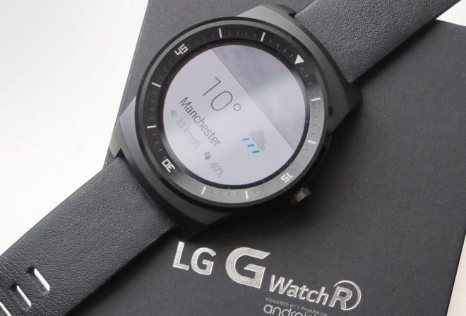 Ufficiale: LG G Watch R arriverà a Novembre in Italia a 269 euro