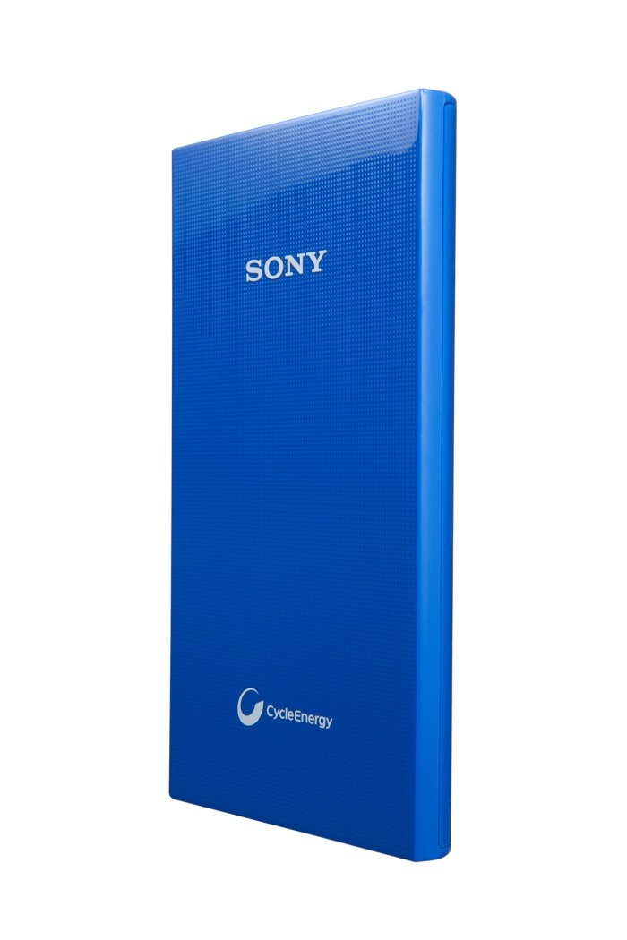 Sony lancia sul mercato 3 caricatori USB portatili