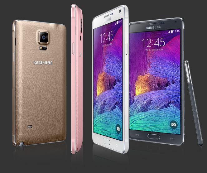 Aggiornamento Samsung Galaxy Note 4: ecco il primo update che migliora l'autonomia