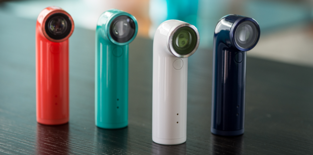 HTC Re Camera: ecco dei video sugli accessori