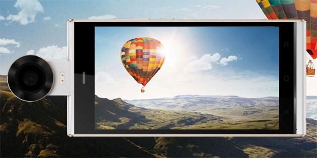 Doov Nike V1: ecco lo smartphone con fotocamera a Flip!