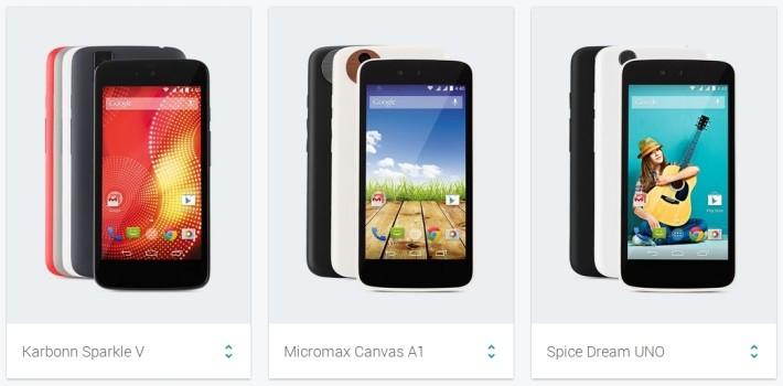 Android One:Le vendite non procedono per il meglio,solo 200.000 unità al mese vendute