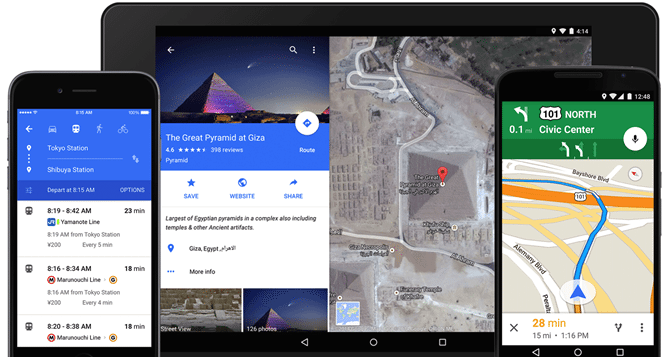 Google Maps: finalmente arriva il Material Design per le mappe Google!  [Download]