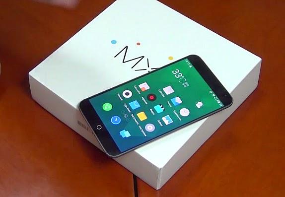 Meizu MX4 Pro: pulsante fisico e conferma del display QHD