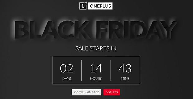 """OnePlus inizia ad """"armarsi"""" per affrontare il Black Friday con sconti davvero interessanti"""