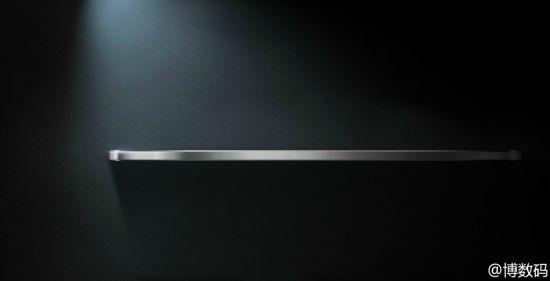 Vivo continua a mostrare il  suo X5 Max: 3.75mm di spessore!