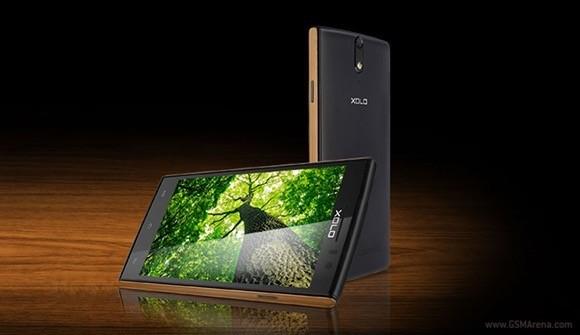 Lo Smartphone con le cornici in legno esiste?Si!E si chiama Xolo Q1020