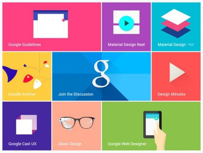 Material Design: Google aggiorna ancora le linee guida
