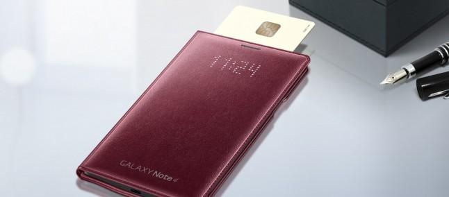 Samsung annuncia in Italia la LED Flip Wallet per Note 4 a ben 70€!