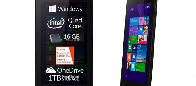 Allview Wi7:Il Tablet economico con W8.1 con Processore Quad-Core a soli 70€