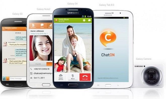 Samsung smentisce le voci di una possibile chiusura di ChatON in alcuni paesi