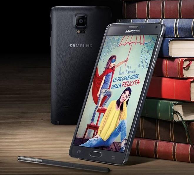 Samsung Galaxy Note 4 e Edge si mostrano in dei video Spot