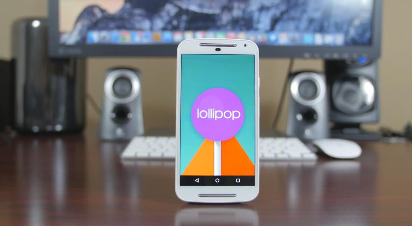 Android Lollipop 5.0 si mostra su Moto G 2014 in un video