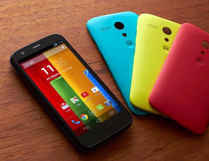 Moto G e Moto E:Motorola sta preparando una versione di entrambi con Snap 410