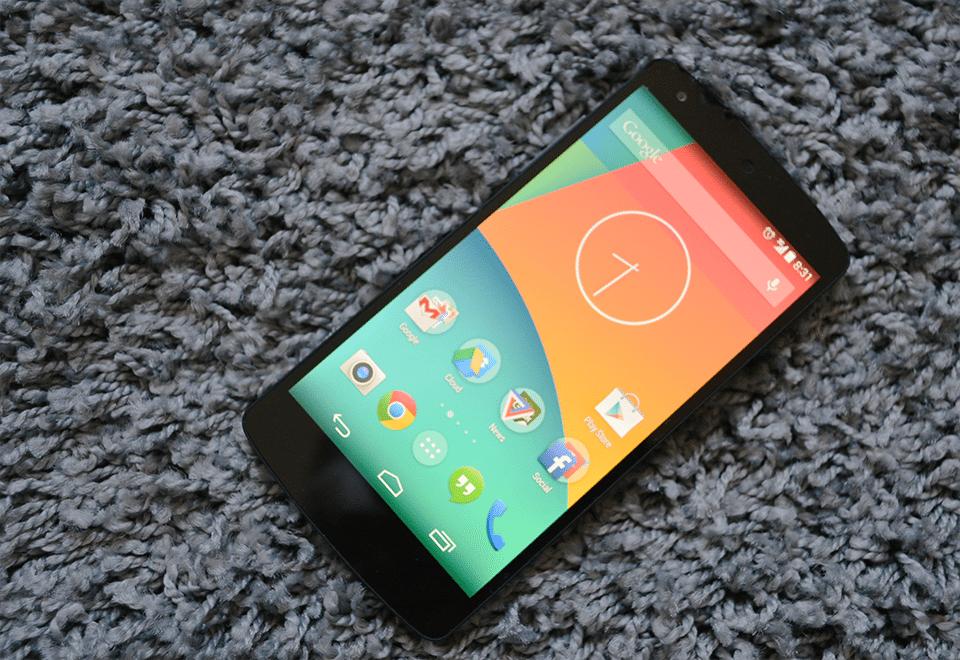 Google: Nexus 5 è fuori produzione