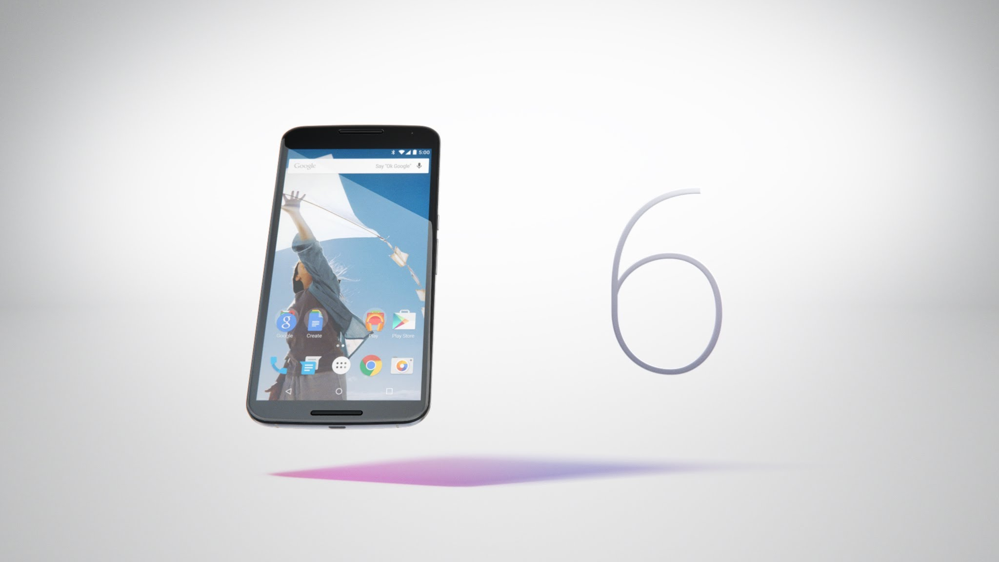 Nexus 6 esaurito nel Play Store in Italia