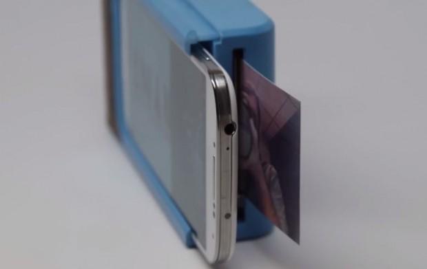 Nostalgici della vecchia Polaroid?Da oggi arriva Prynt,la cover che stampa le foto!