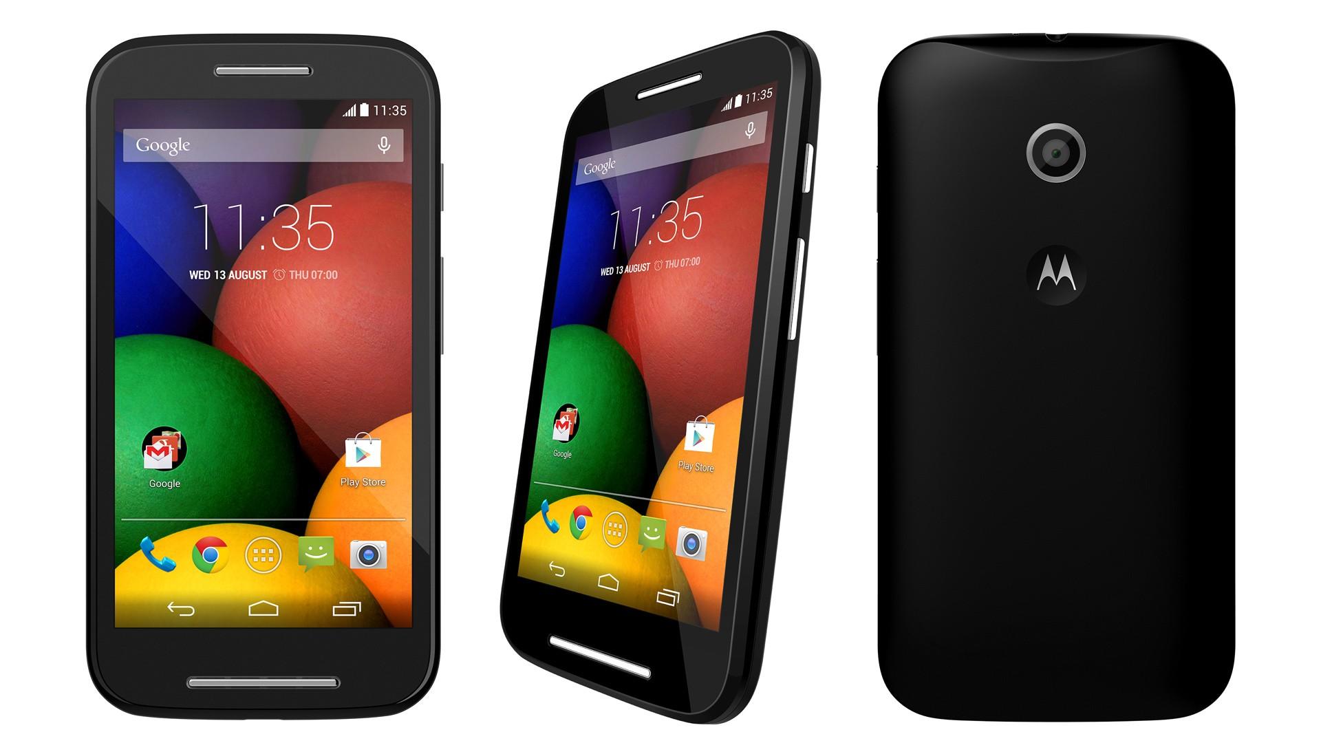 Motorola Moto E: prime indiscrezioni sul nuovo modello