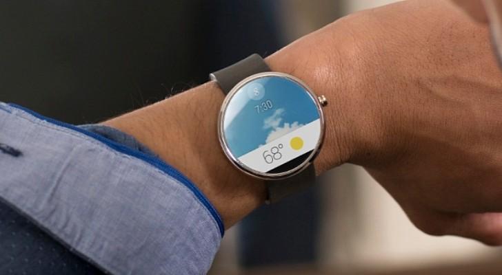 Motorola Moto 360: la casa alata annuncia l'update a Lollipop