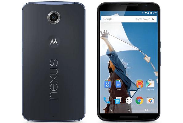 Nexus 6 (versione da 32GB) disponibile a 499€ con Garanzia Europa