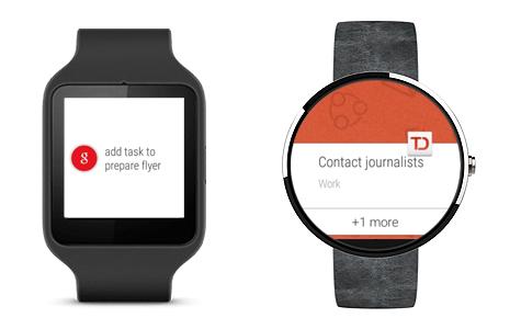 Todoist: annunciato il supporto ad Android Wear