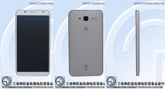 Trapelano le foto e le caratteristiche del Huawei Ascend GX1
