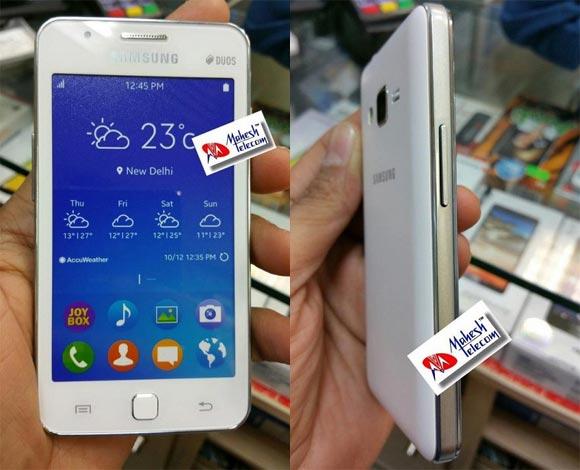 Samsung Z1 le foto dal vivo