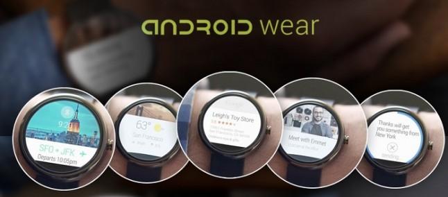 Android Wear 5.0.1 potrebbe essere rilasciato oggi