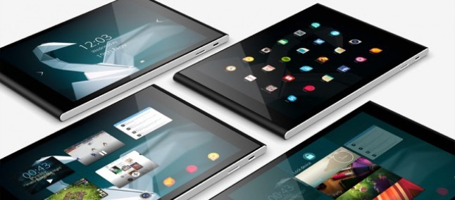 Jolla Tablet: ufficiale, in italia dal Q2 2015