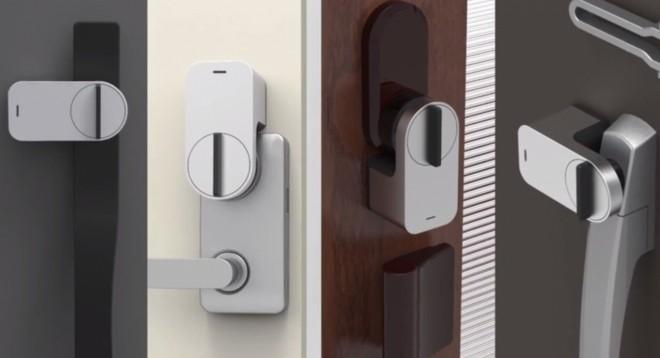 Sony Smart Lock:La serratura Smart che si sblocca con lo Smartphone