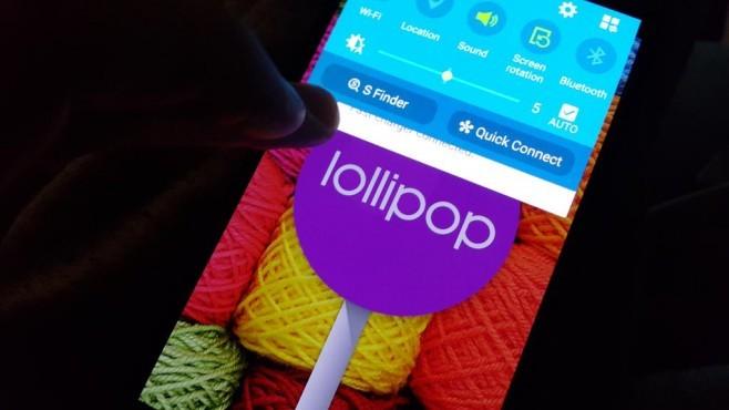 Aggiornamenti Samsung: ecco i dispositivi che riceveranno Lollipop ad inizio 2015