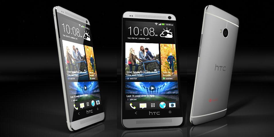 HTC ufficializza per i primi di Gennaio Android L per One M7