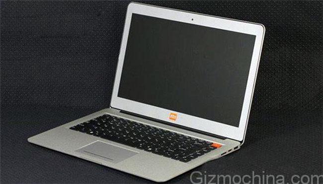 Xiaomi: ecco il presunto Laptop da 15 pollici in foto