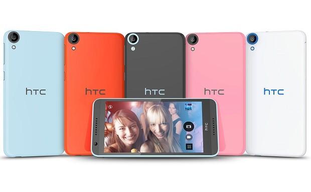 HTC Desire 820 arriverà a 349 euro da Febbraio in Italia