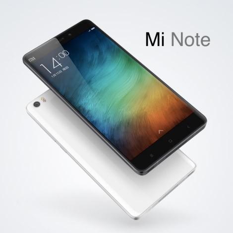 Xiaomi Mi Note: ecco il più bel Phablet di Xiaomi