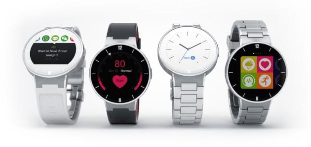 Alcatel presenterà uno Smartwatch circolare al CES 2015