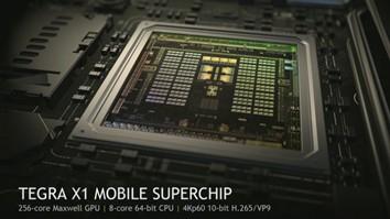 Nvidia Tegra X1: ecco il nuovo SoC per smartphone con GPU a 256 core