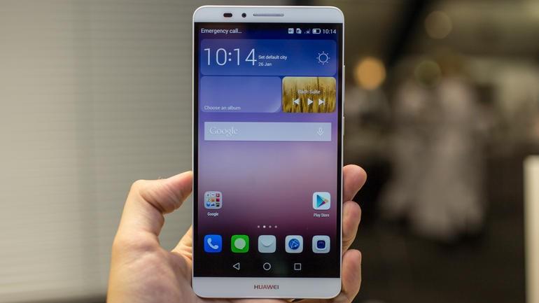 Huawei: vendite e ricavi in aumento nel 2014