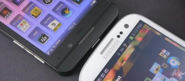 Samsung smentisce le notizie sulla possibilità di acquisizione di BlackBerry
