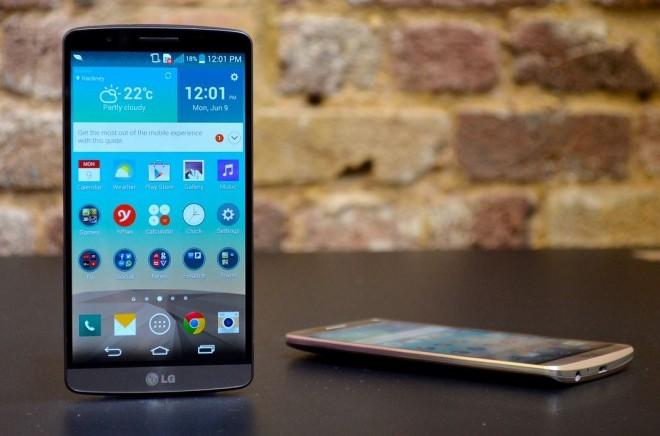 LG G3: in arrivo un nuovo update con il tema di LG G Flex 2