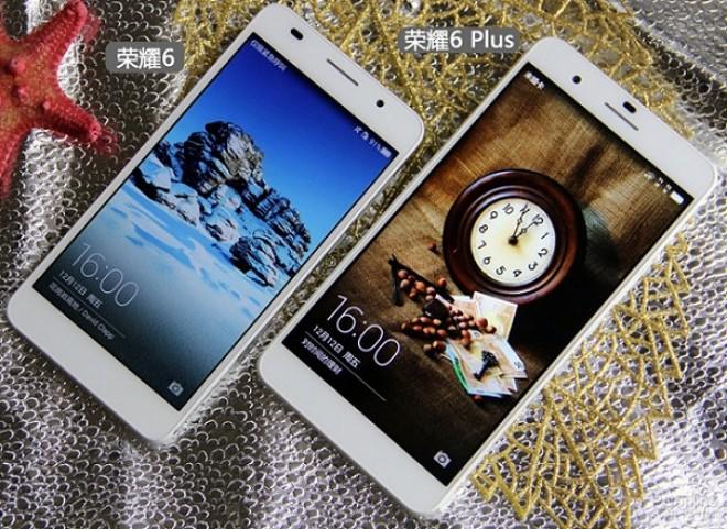 Huawei Honor 6 Plus disponibile su OppoSmart