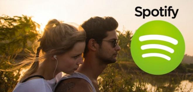 Spotify viene più utilizzata sullo smartphone che su PC