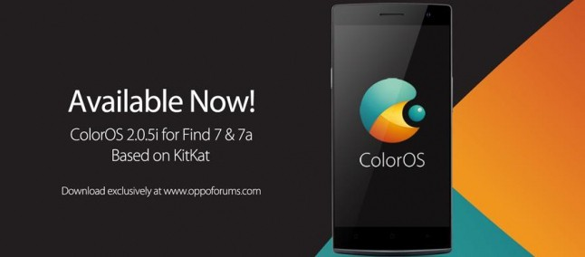 Oppo pubblica la nuova ColorOS 2.0.5i Beta per Find 7 e 7a | Video