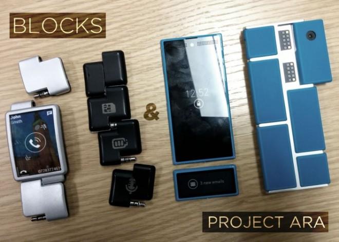 Project Ara e Block potrebbe utilizzare moduli compatibili tra di loro