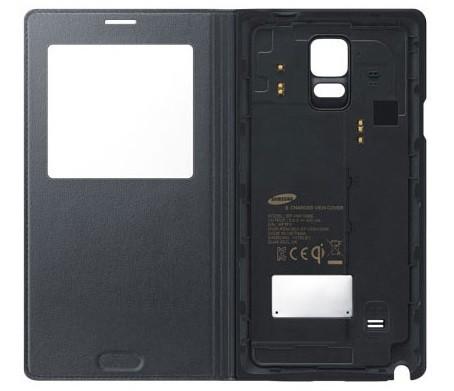 Samsung Galaxy Note 4: arriva la flip cover e non a carica induttiva